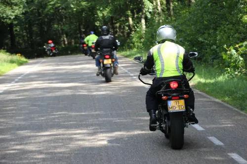 Motorrijbewijspoint Dordrecht motor lesplan