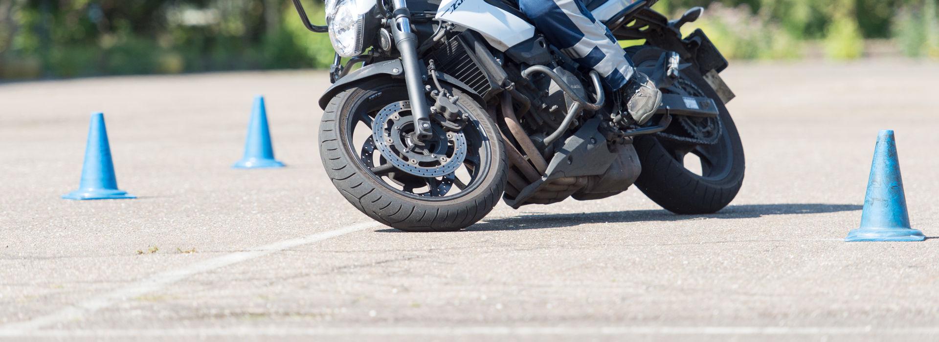 Motorrijbewijspoint Dordrecht rijtest