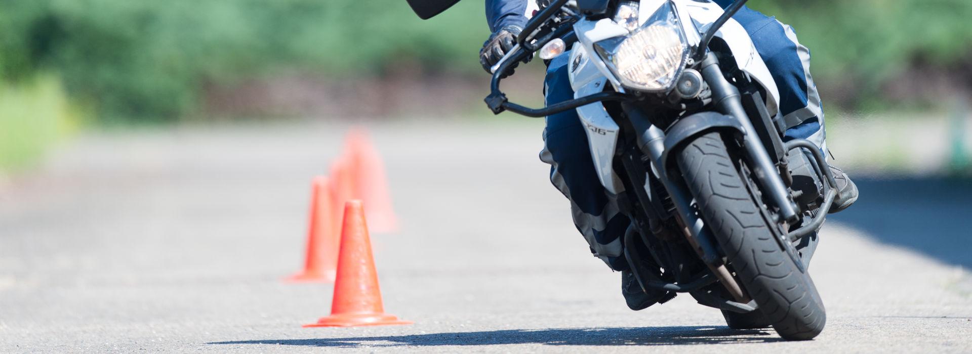 Motorrijbewijspoint Dordrecht motor rijvaardigheid